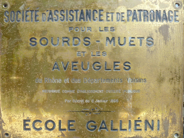 plaque-gallieni