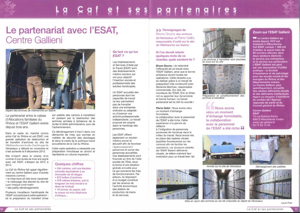 CAF Villefranche